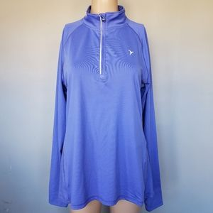 Old Navy Active wear Go Dry large blue